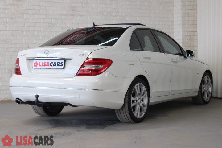 2011 Mercedes Benz C250
