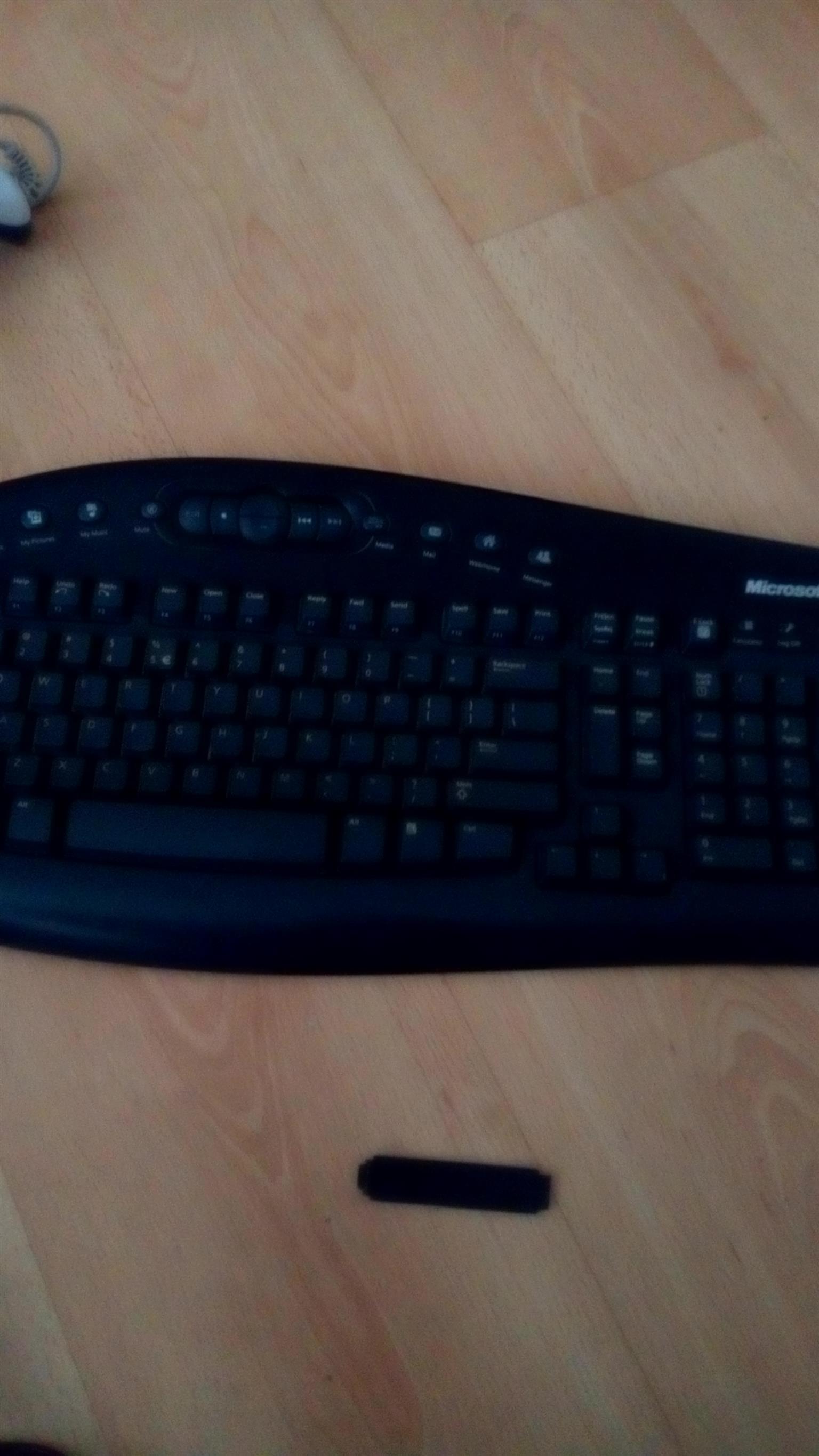 c1a94f2f906 Wireless keyboard +free mouse | Junk Mail