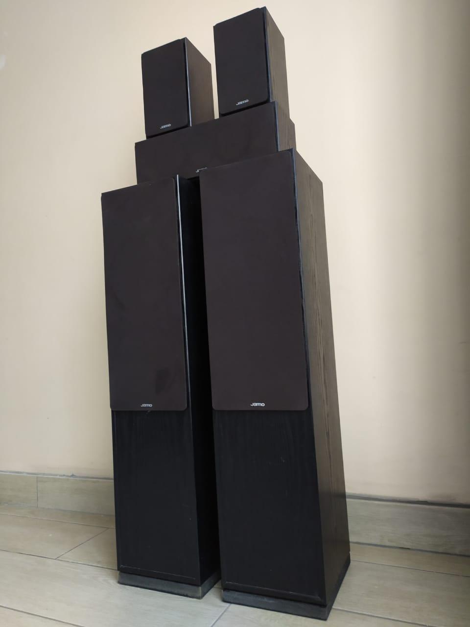 Jamo 5.0 Speaker set
