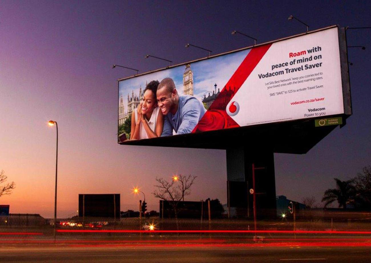 Digital Screen Marketing company passive income per month R240 000