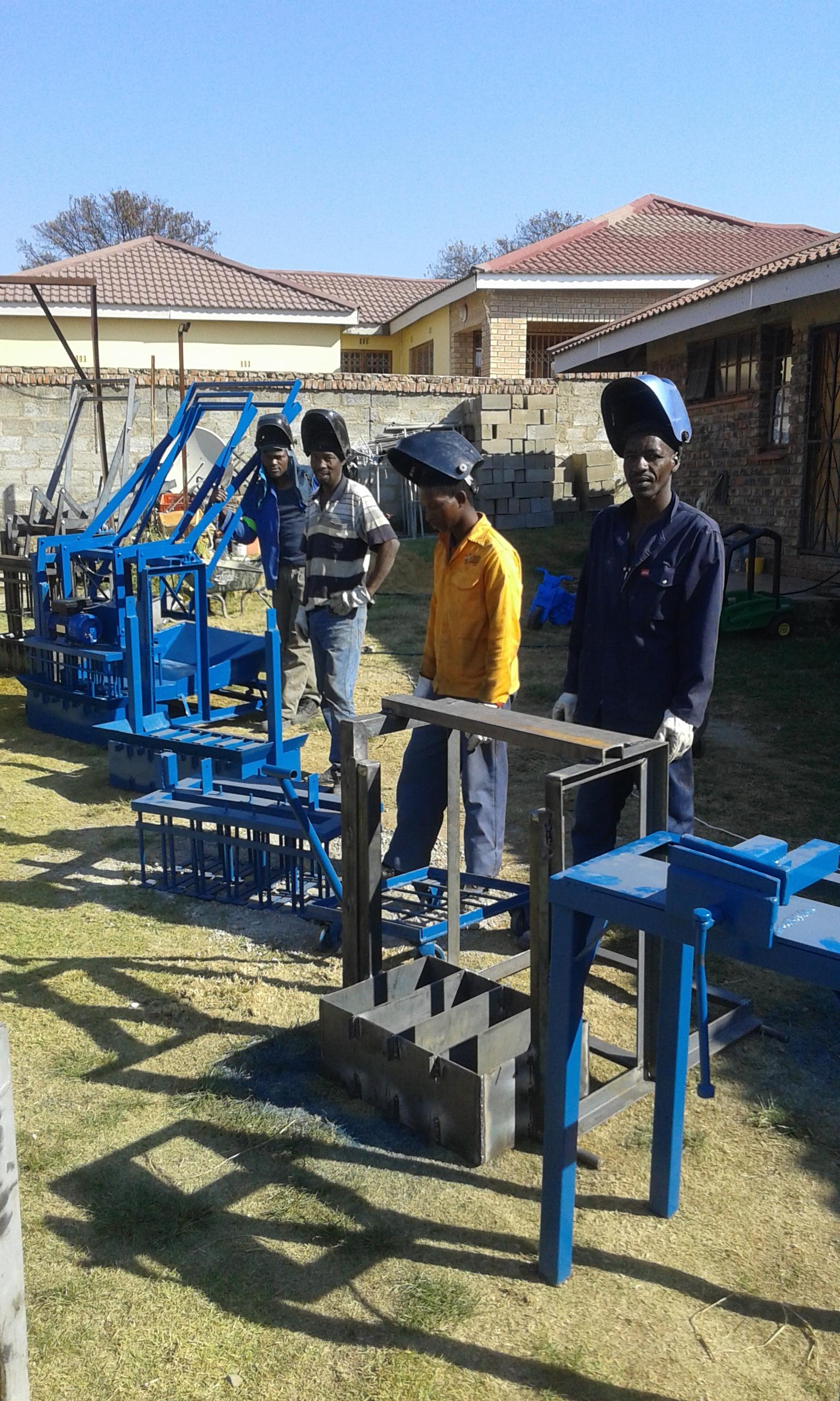block yard management training