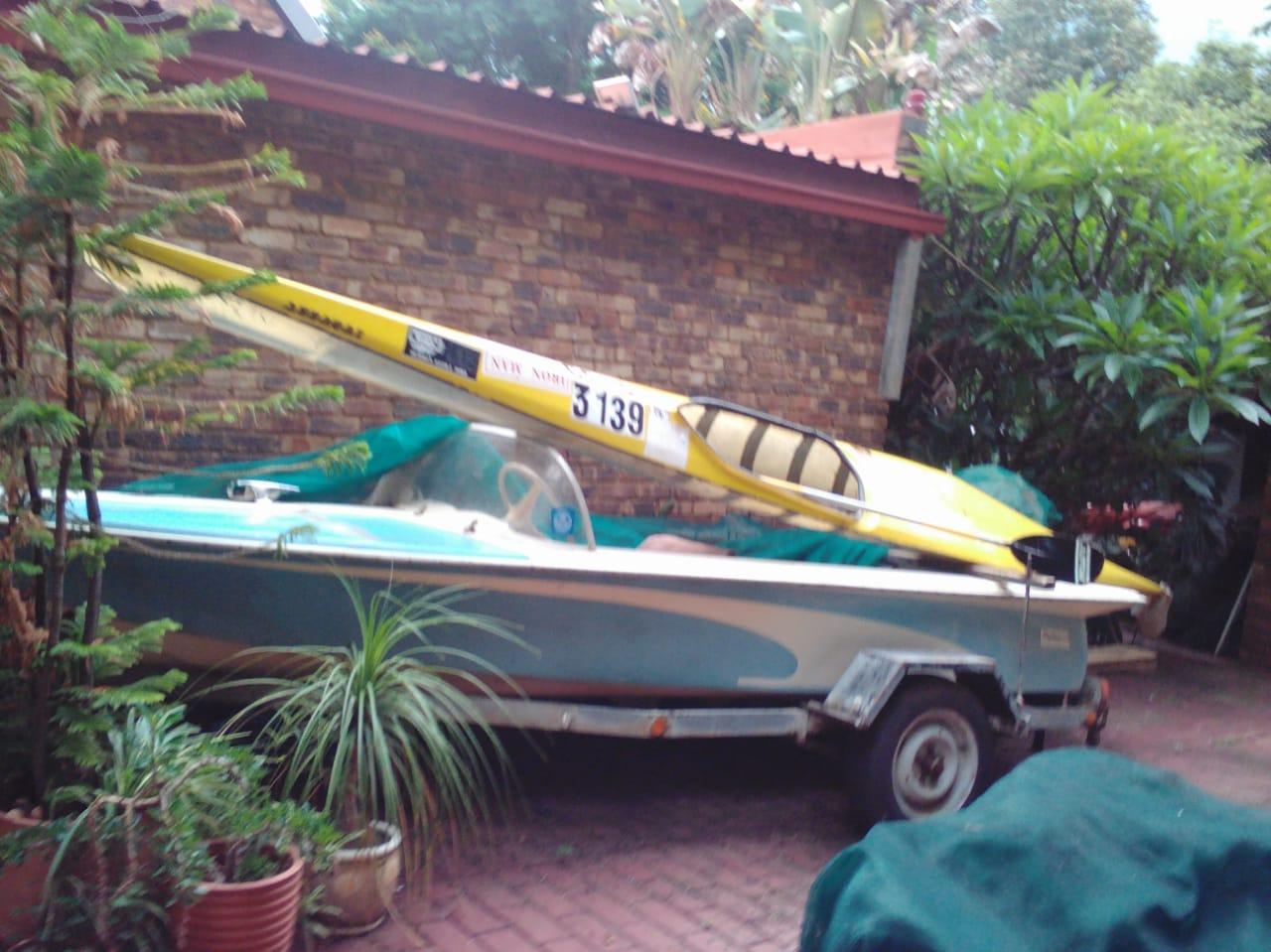Assegai K1 Canoe