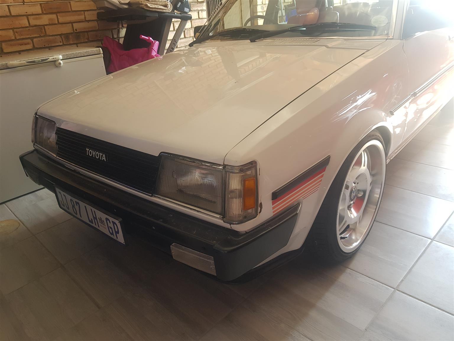 1984 Toyota Corolla 1.6 Sprinter