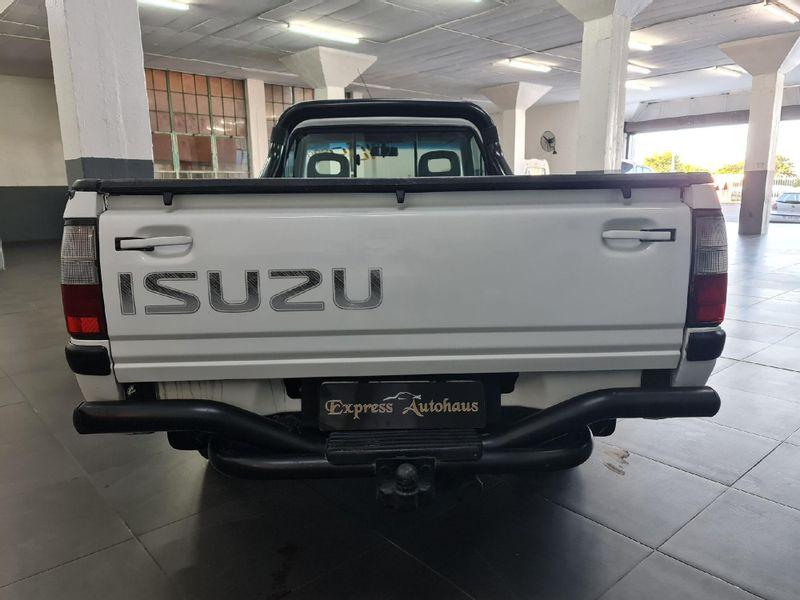 2002 Isuzu Kb220le Lwb