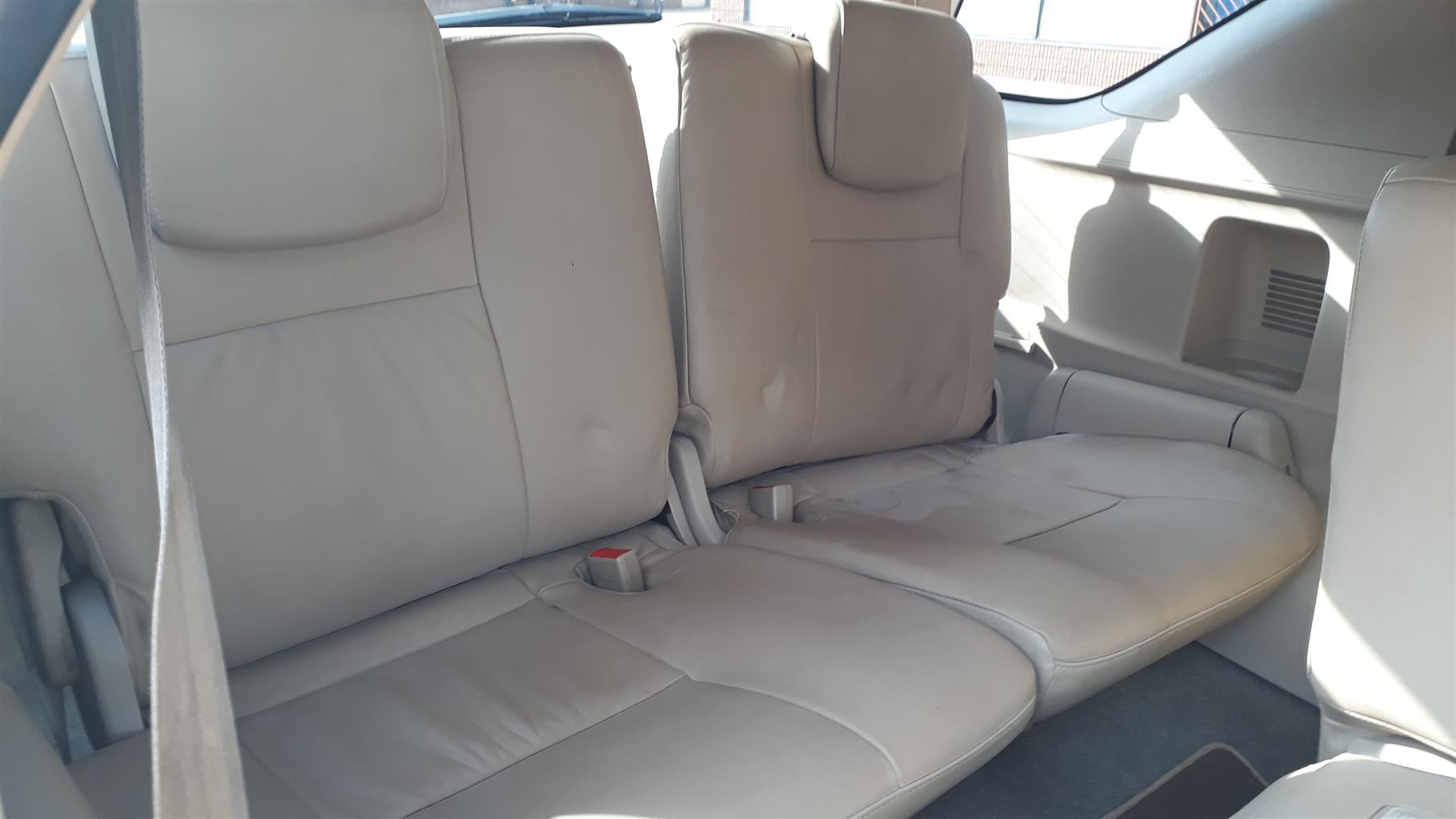 2007 Toyota Fortuner 4.0 V6 4x4