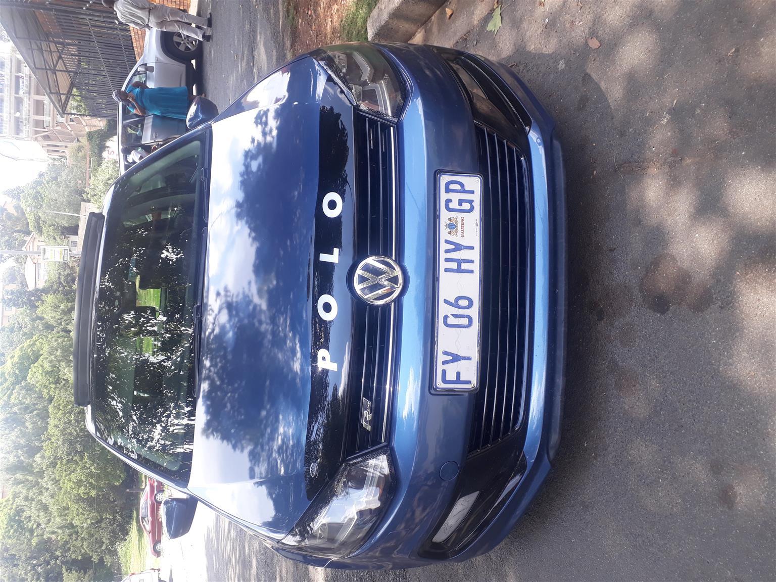 2017 VW Polo hatch 1.0TSI BlueMotion