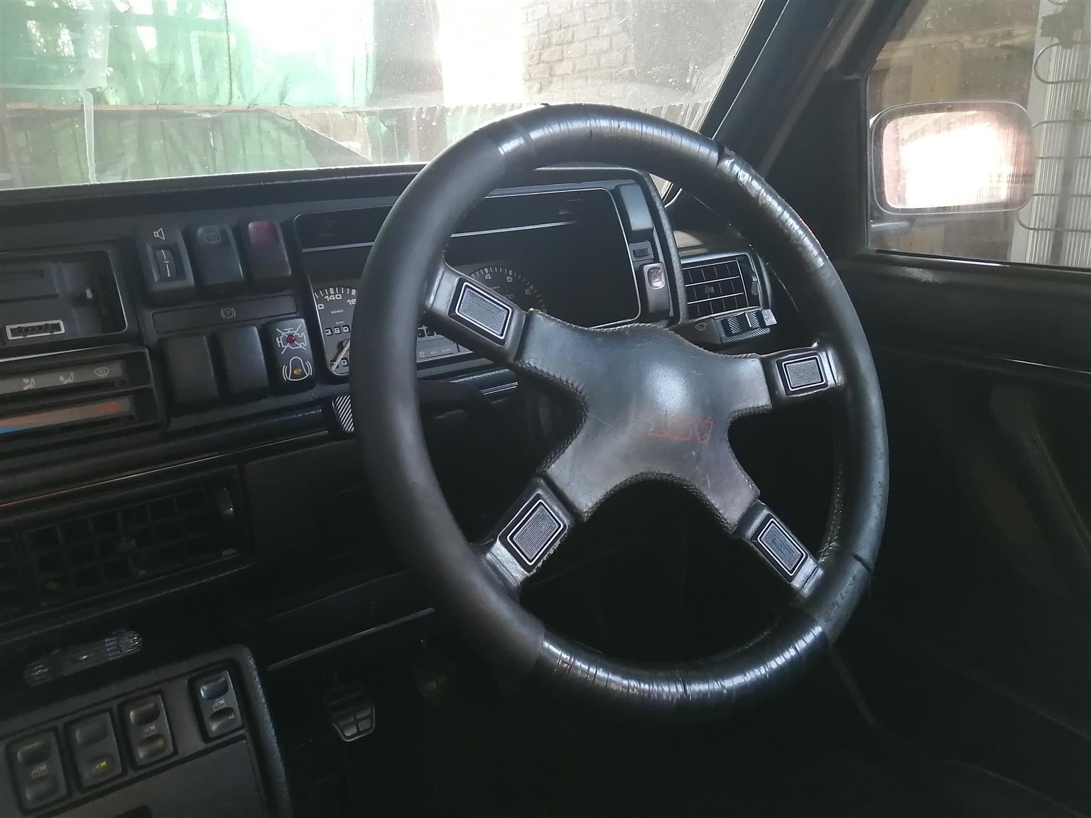 1988 VW Jetta 1.8T Executive