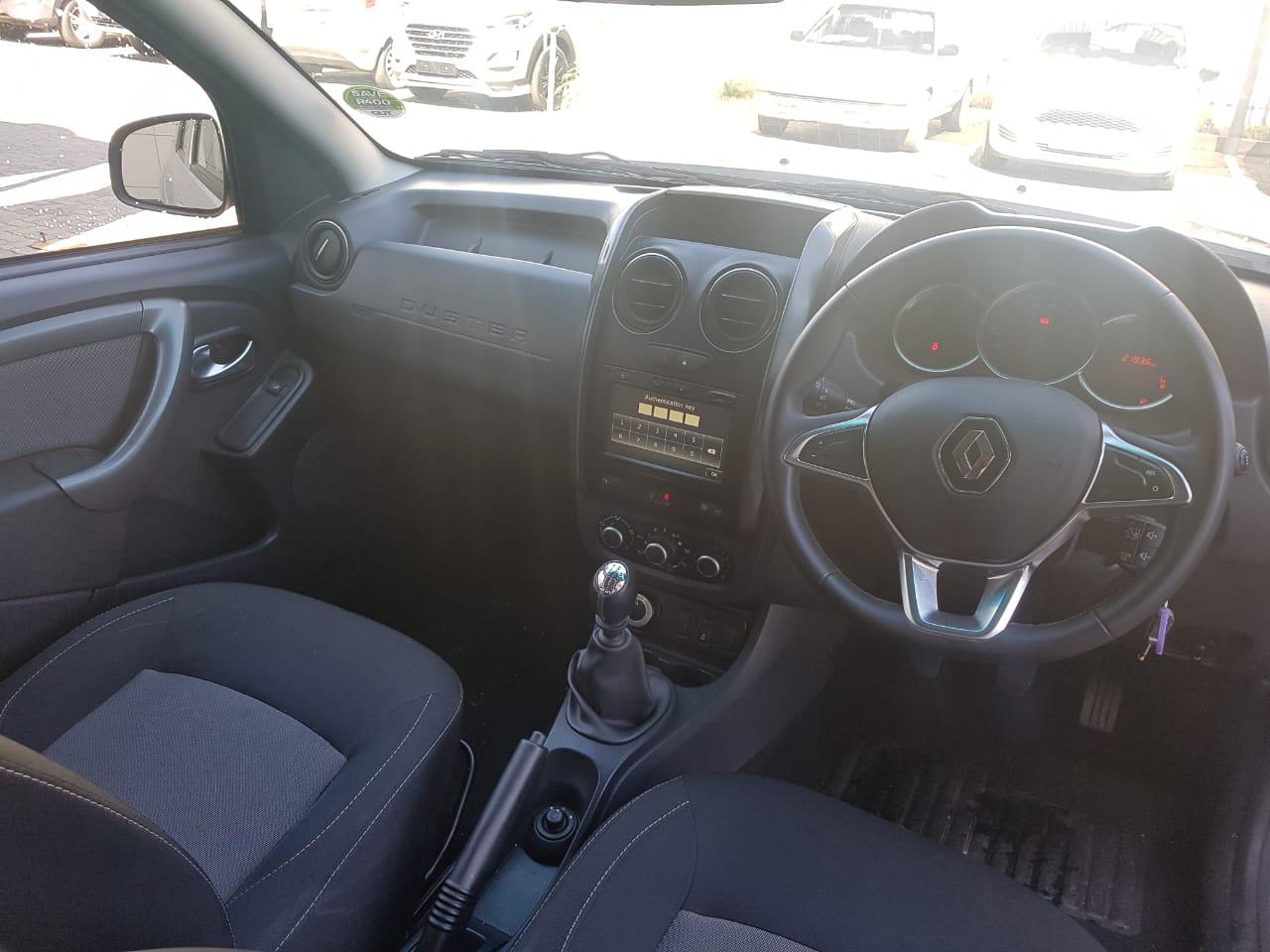 2018 Renault Duster 1.6 Dynamique