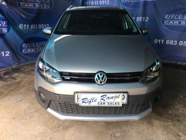 2013 VW Polo Cross  1.6TDI Comfortline