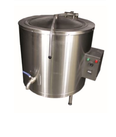 OIL JACKETED BOILING POT - GAS - 135lt - (900ф) x 900mm-OJP135-G