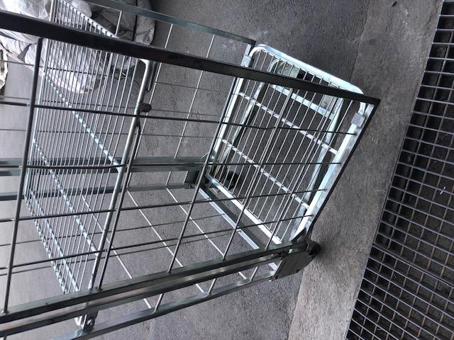 Foldable Steel Trolleys