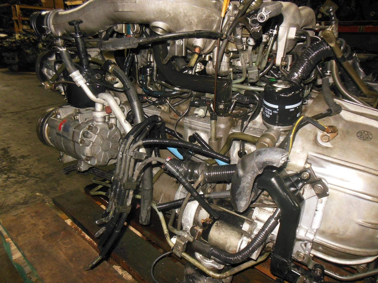 Jdm Mazda 20b 3 Rotor Engine Cosmo Trans Type C And D Junk Mail Wiring Harness Scam