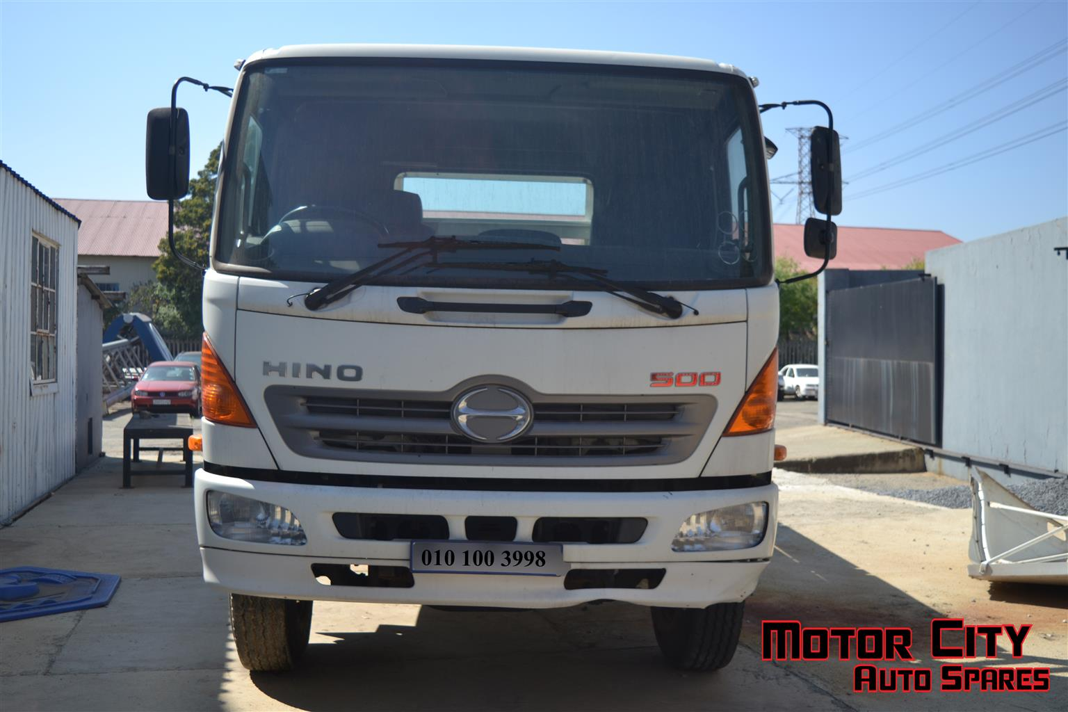 TOYOTA HINO 500 1626 (LWB) | NOW STRIPPING FOR SPARES