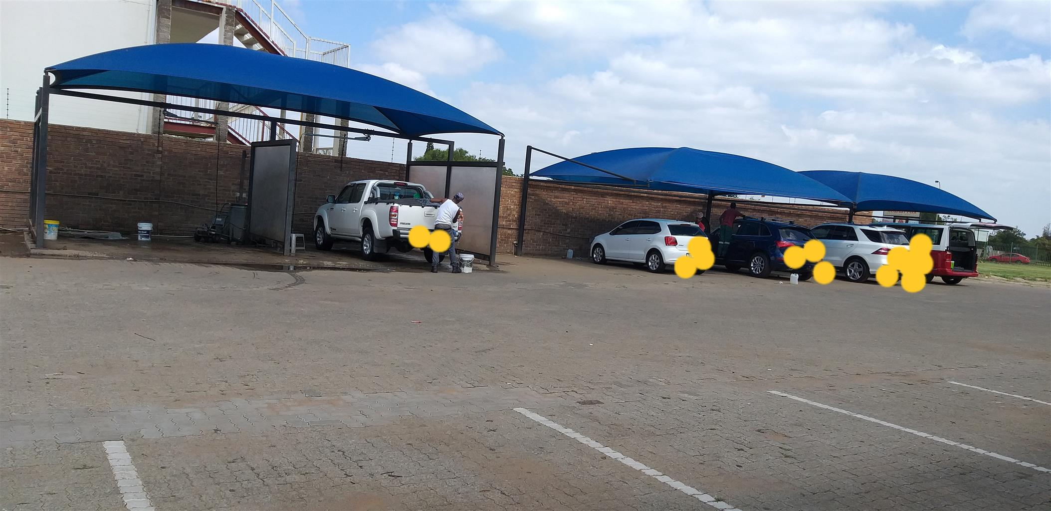 Car Wash and Laundry business for sale