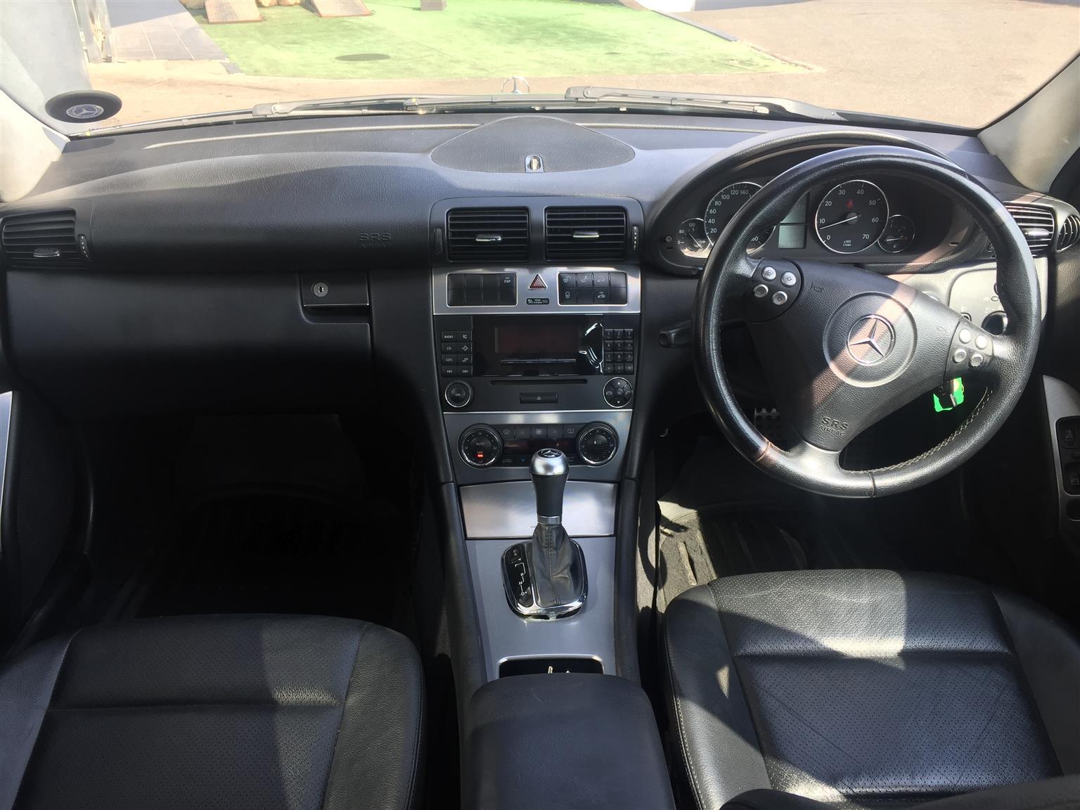 2005 Mercedes Benz C Class C320 Elegance