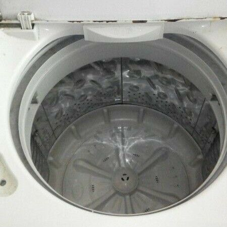 industrial top loader washing machine