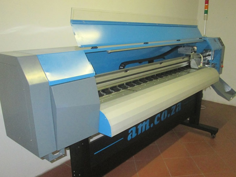 F-1861/AQUA/DX5 FastCOLOUR 1860mm Large-Format Water Based Dye or Pigment Ink EPSON® DX5