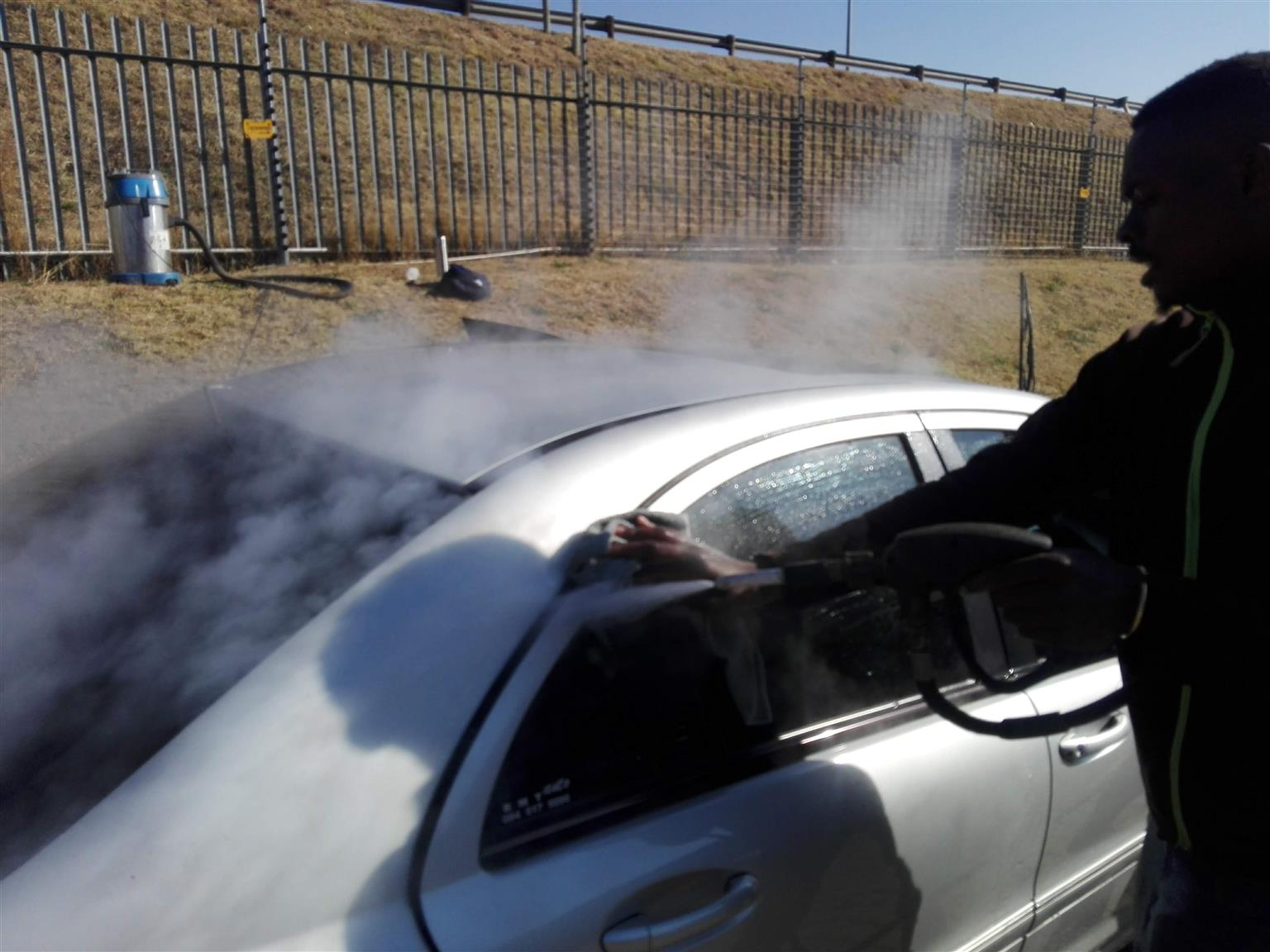 Fleet Vehicle  Cleaning and Auto Detailing