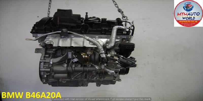 IMPORTED USED BMW X1 2.0L /MINI B46A20A ENGINE FOR SALE AT MYM AUTOWORLD