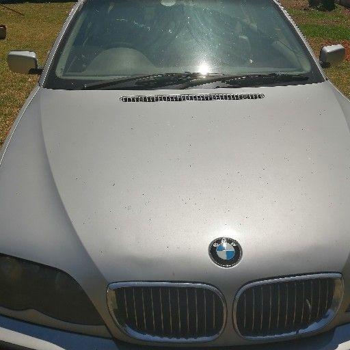 2005 BMW 3 Series 330d