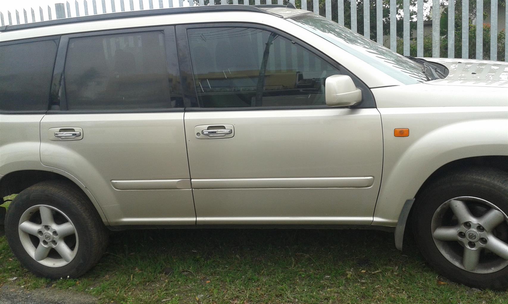 2006 Nissan X-Trail 2.2D 4x4 Sel