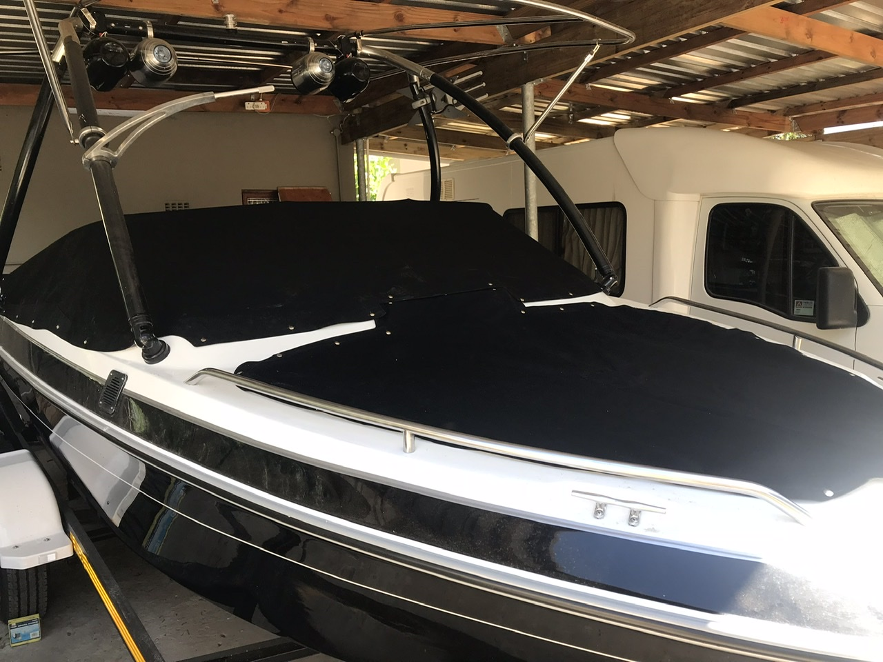 Boat covers and canopies