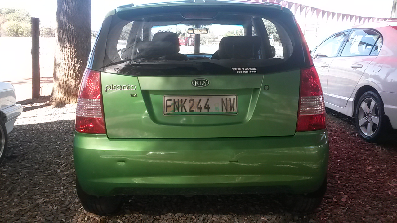 2006 Kia Picanto 1.1