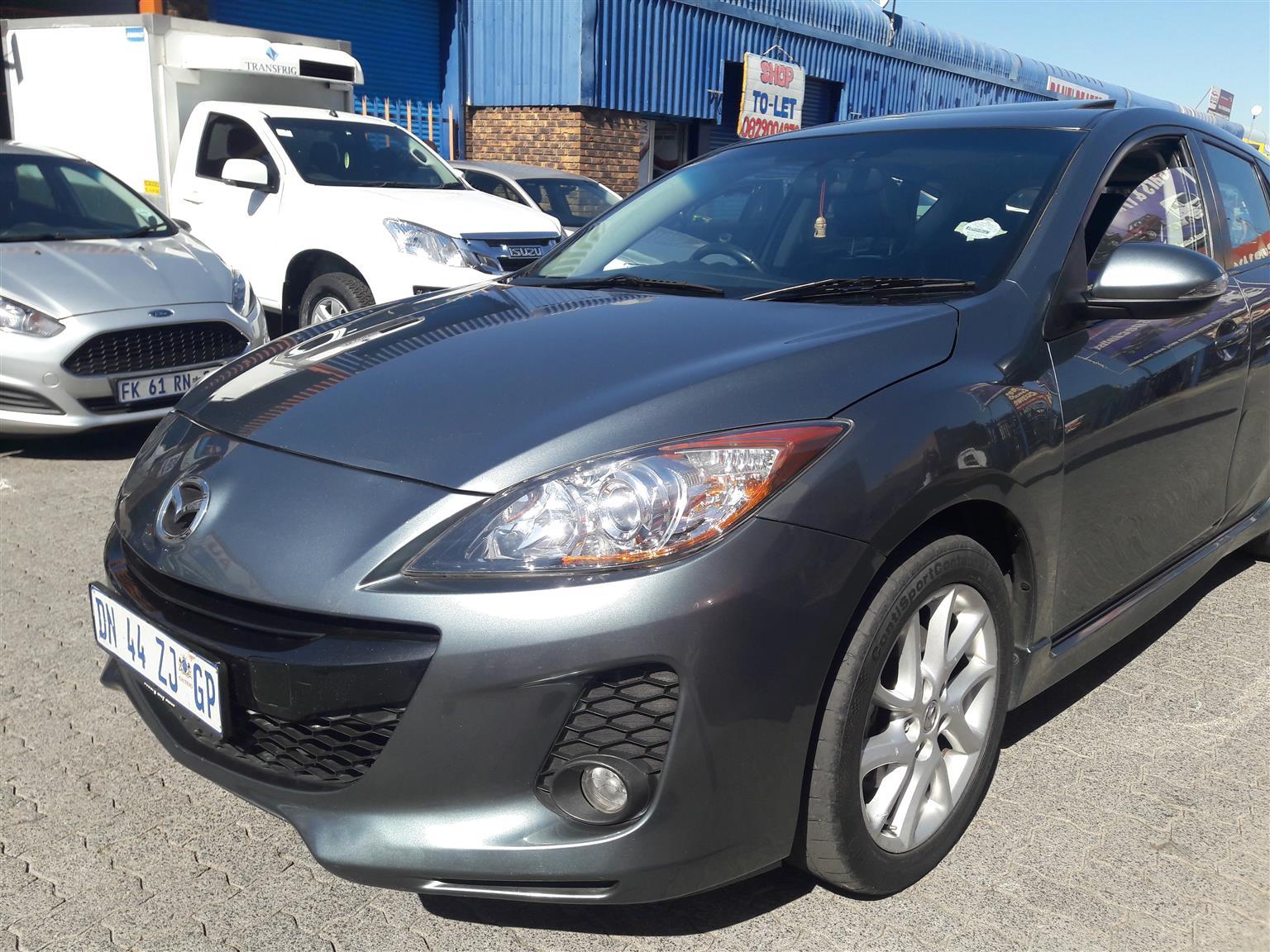 2012 Mazda 3 Mazda Sport 2.0 Individual