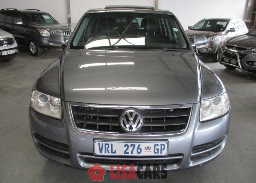 2007 Vw Touareg 30 V6 Tdi Junk Mail
