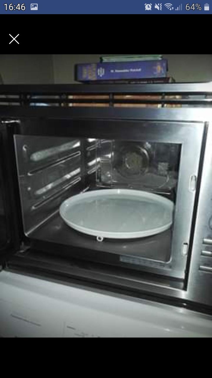 AEG Built in microwave