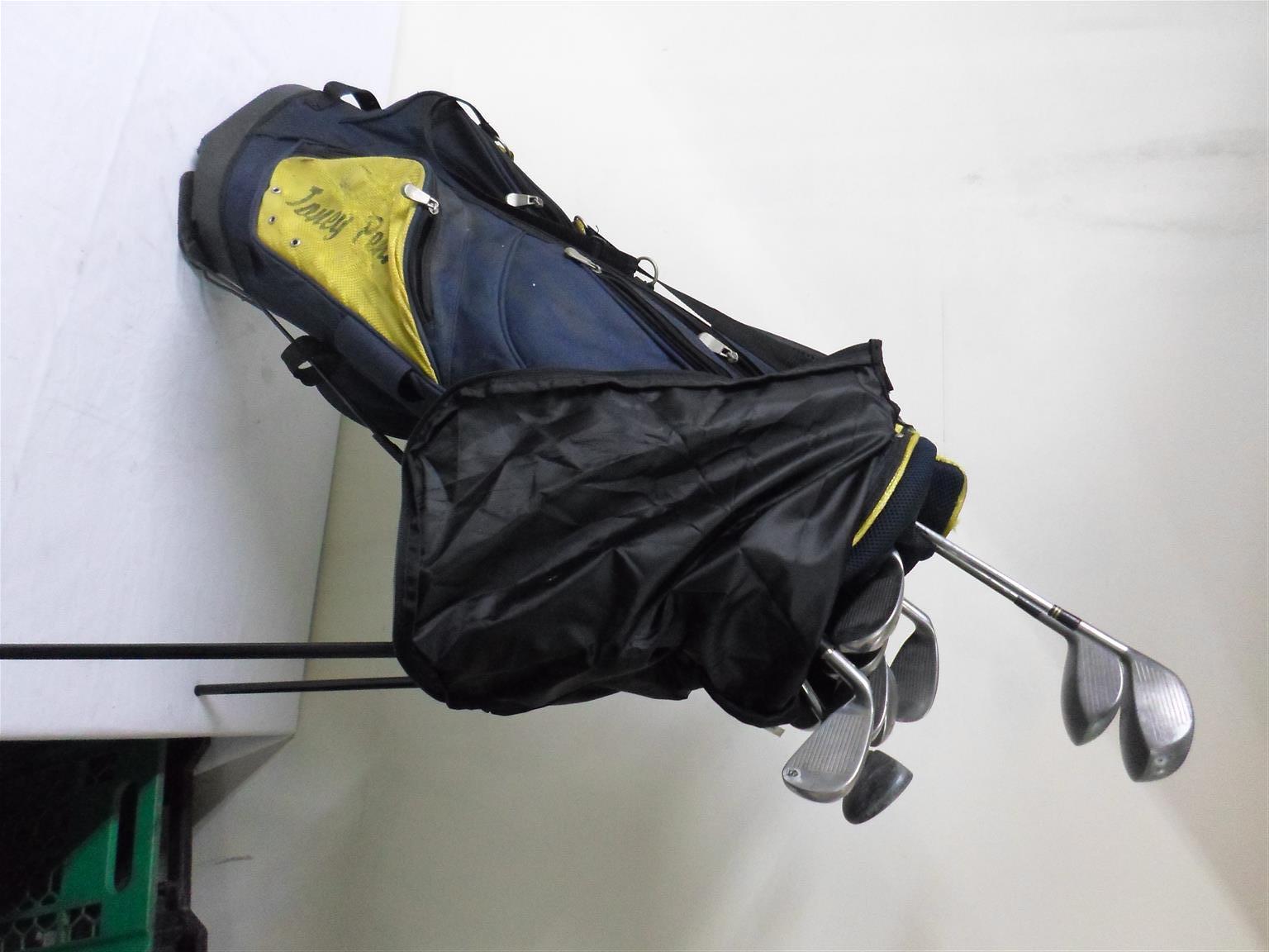 Golf Set Toney Penna