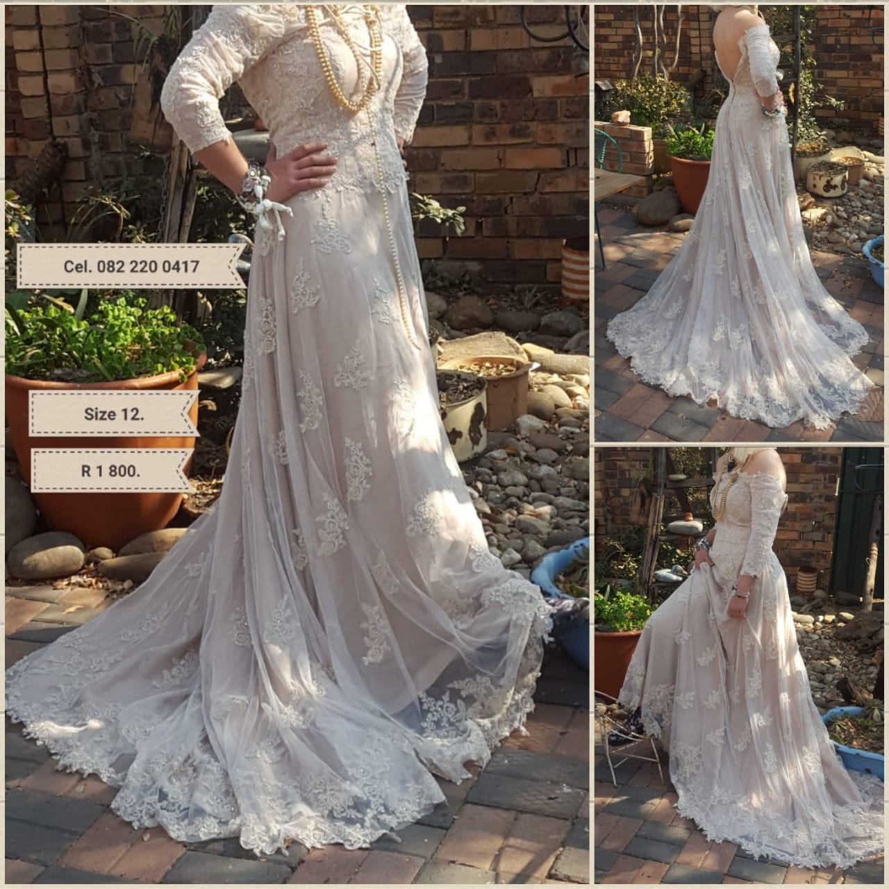 Vintage Wdding dress