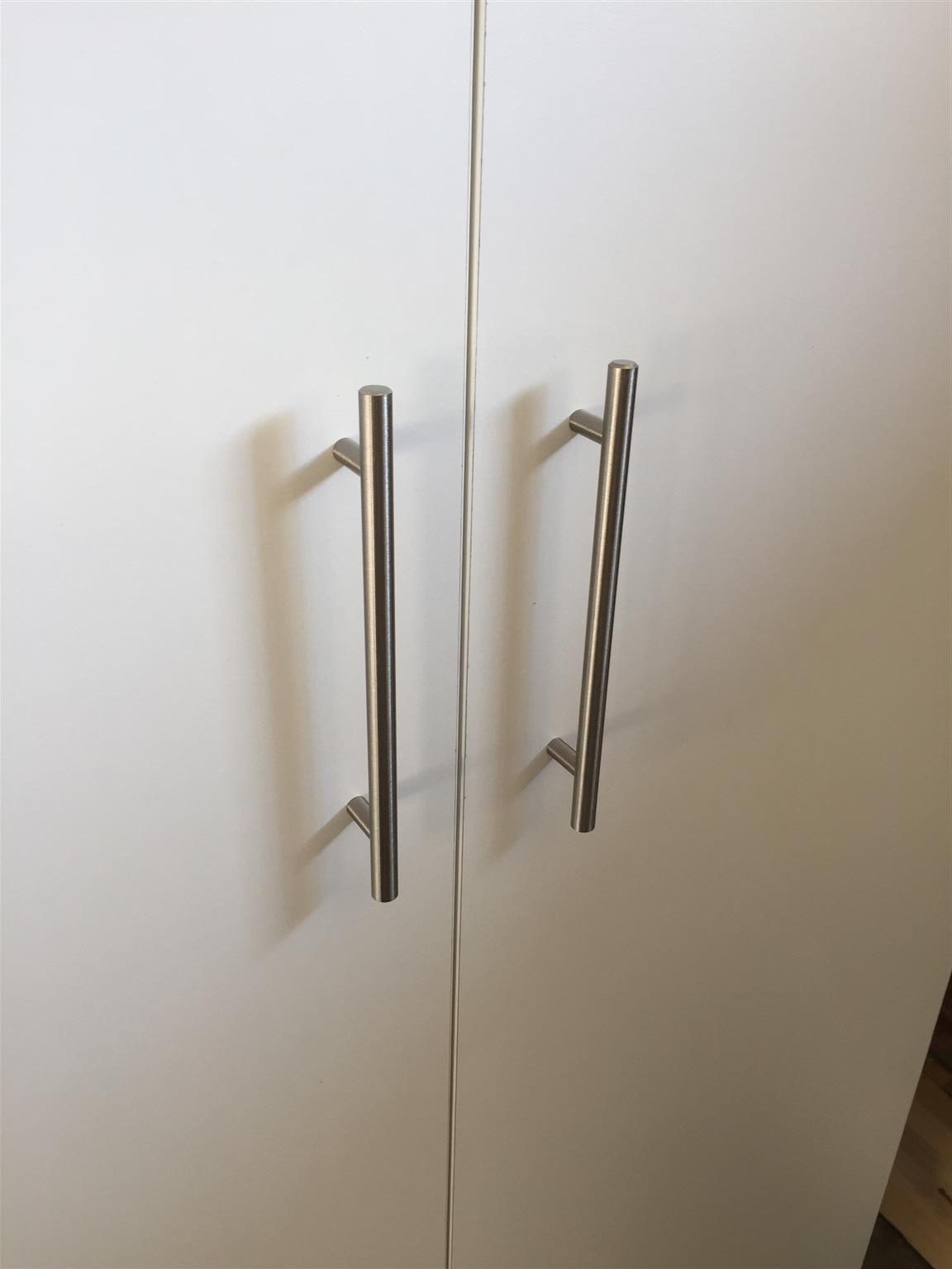 New loose standing cupboard for bedroom