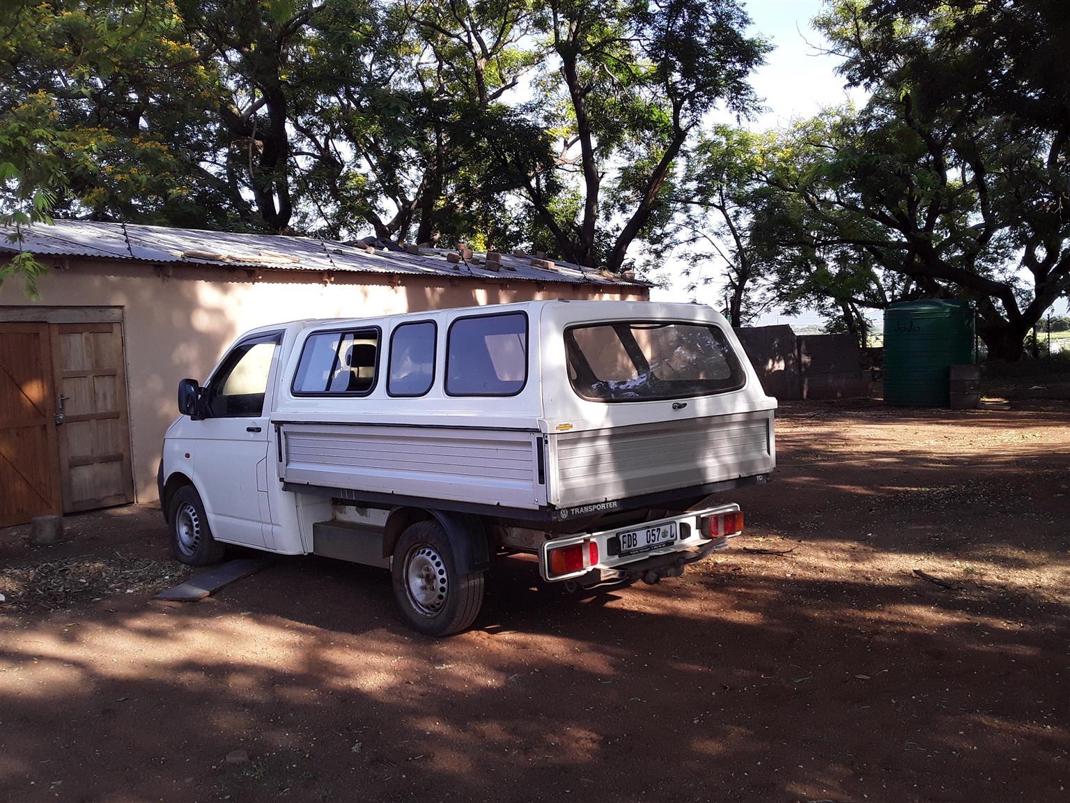 Vw transporter canopy for sale