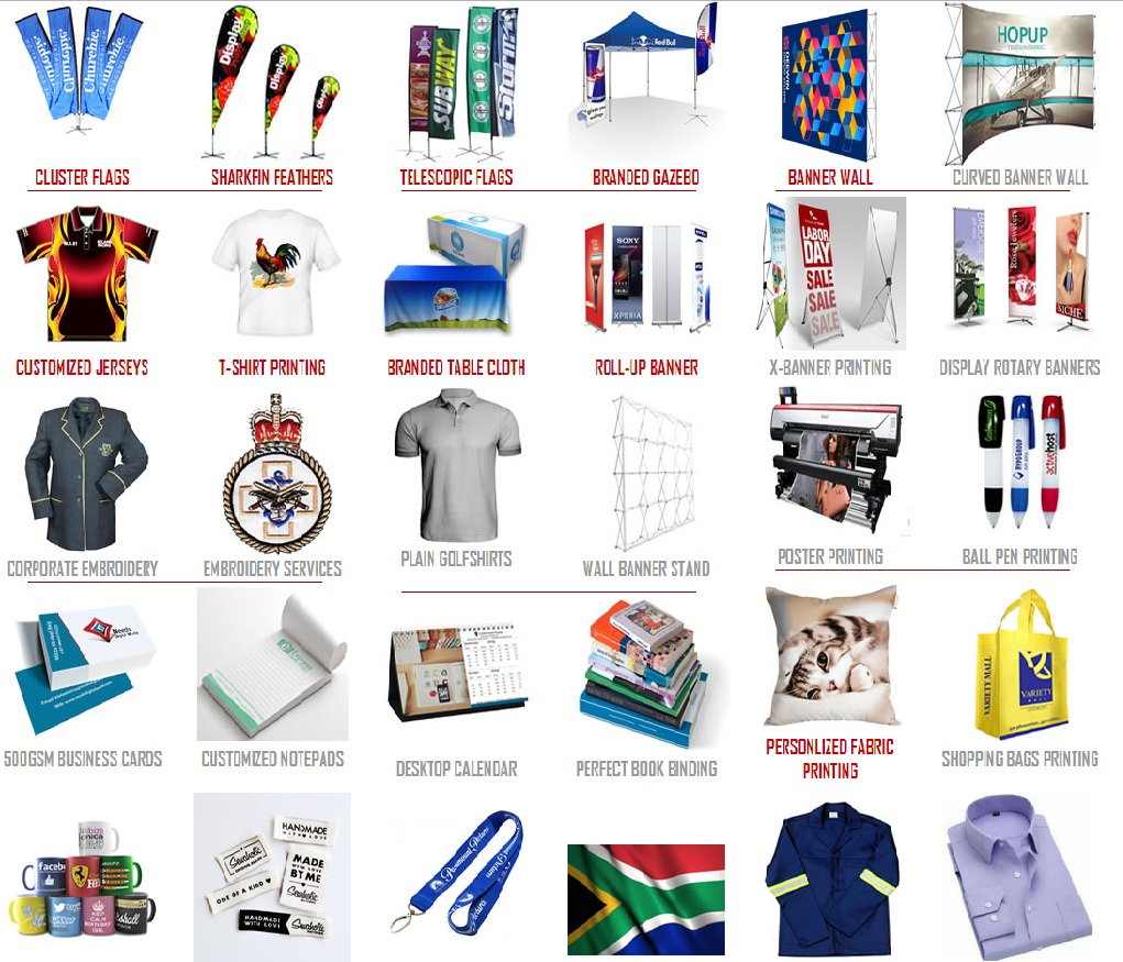 Cheap and Affordable Printing Services in Johannesburg
