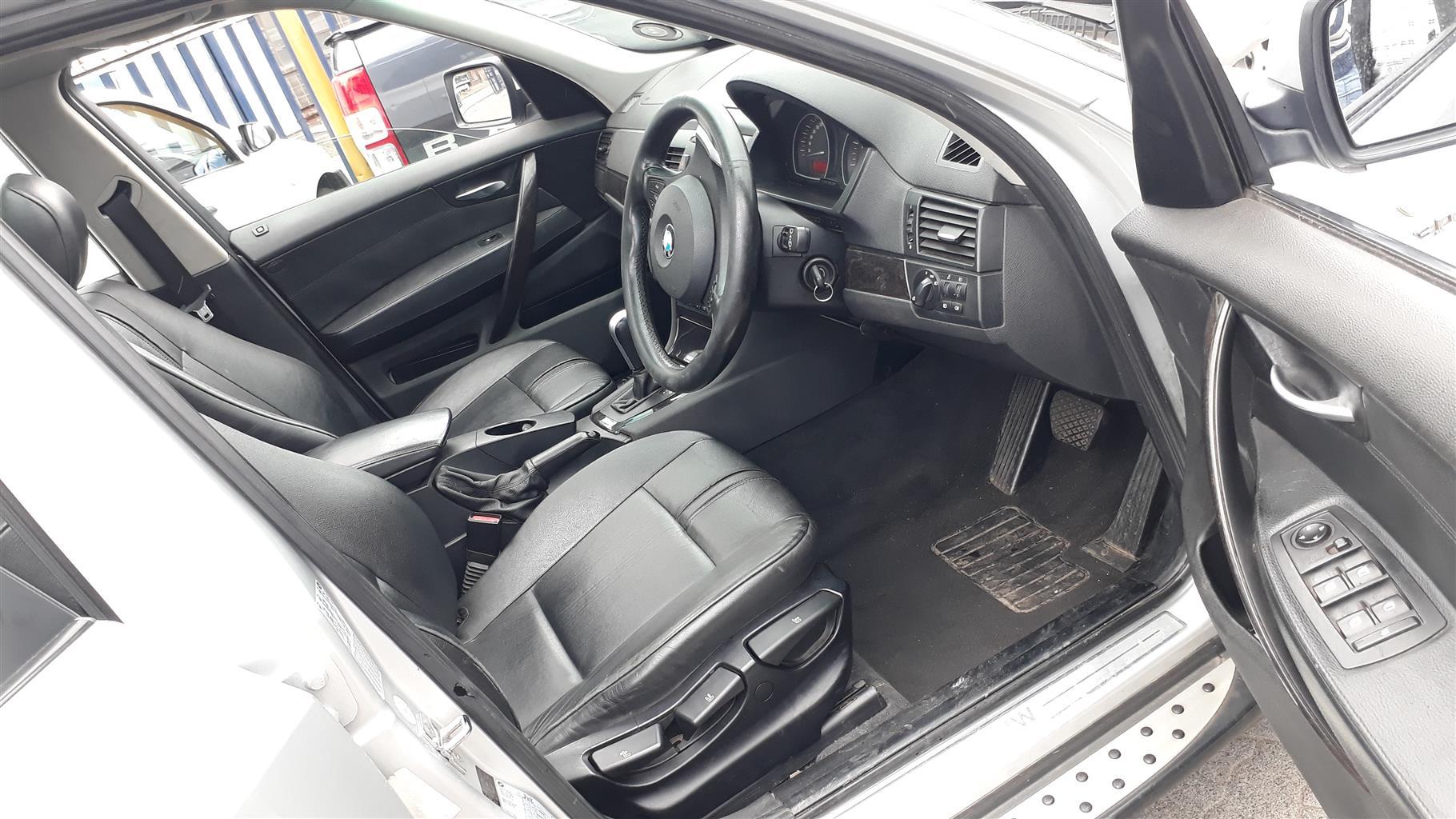2006 BMW X3 xDRIVE 20d (G01)