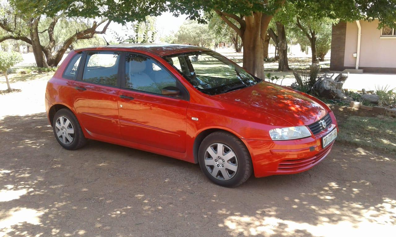 2004 Fiat Stilo 1.9JTD Actual 5 door
