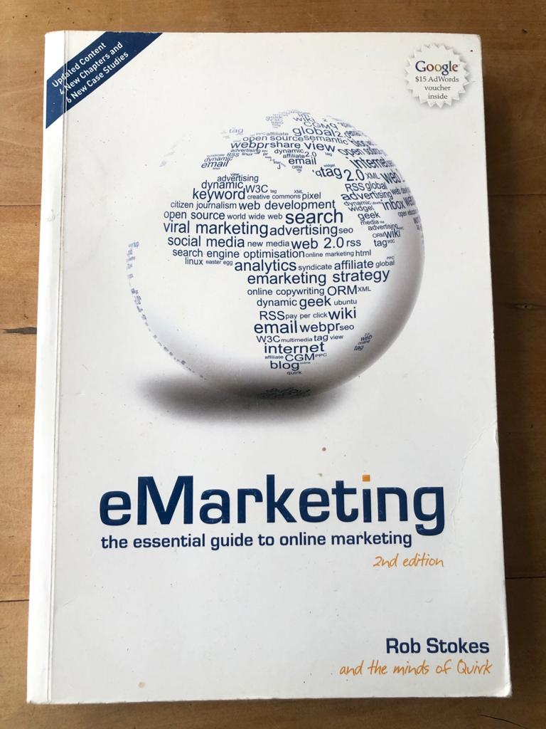 eMarketing: The Essential Guide to Digital Marketing - A must handbook for the digital age!