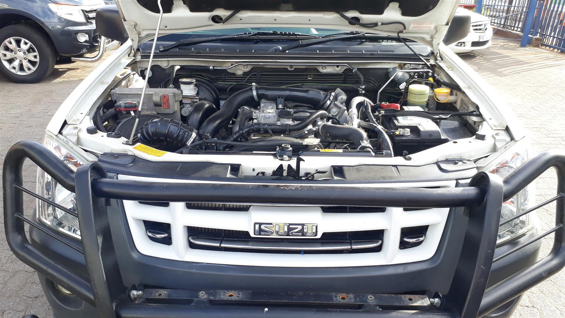 2013 Isuzu KB 250D Teq