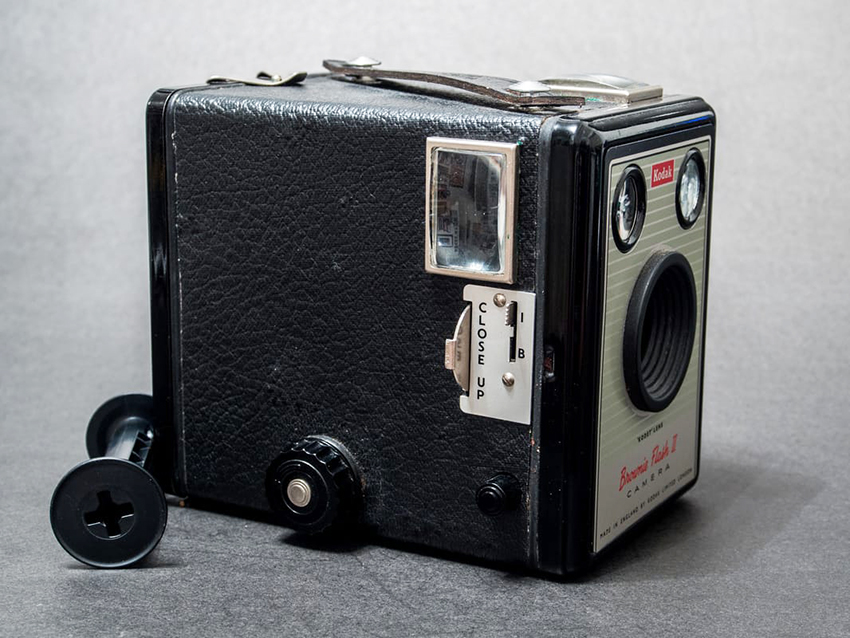 Kodak Brownie Camera (1960)