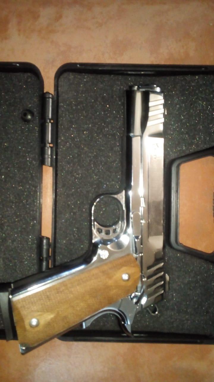 Colt 911T blank pistol