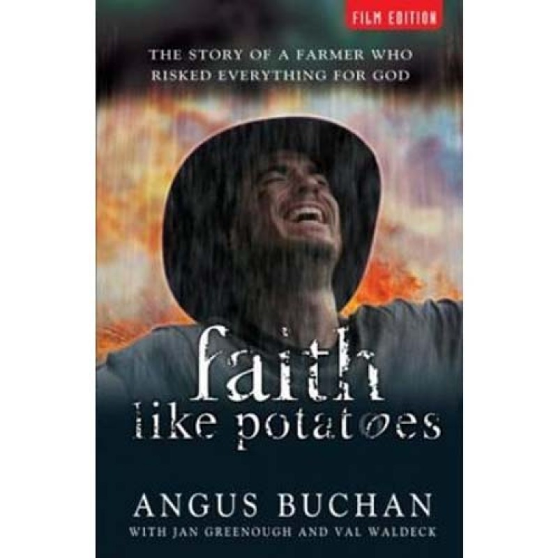 Faith Like Potatoes (Paperback) Film Edition By Angus Buchan