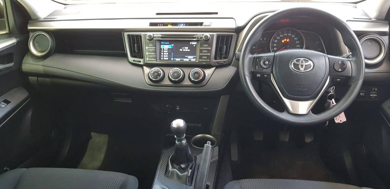 2014 Toyota Rav4 RAV4 2.2D 4D GX