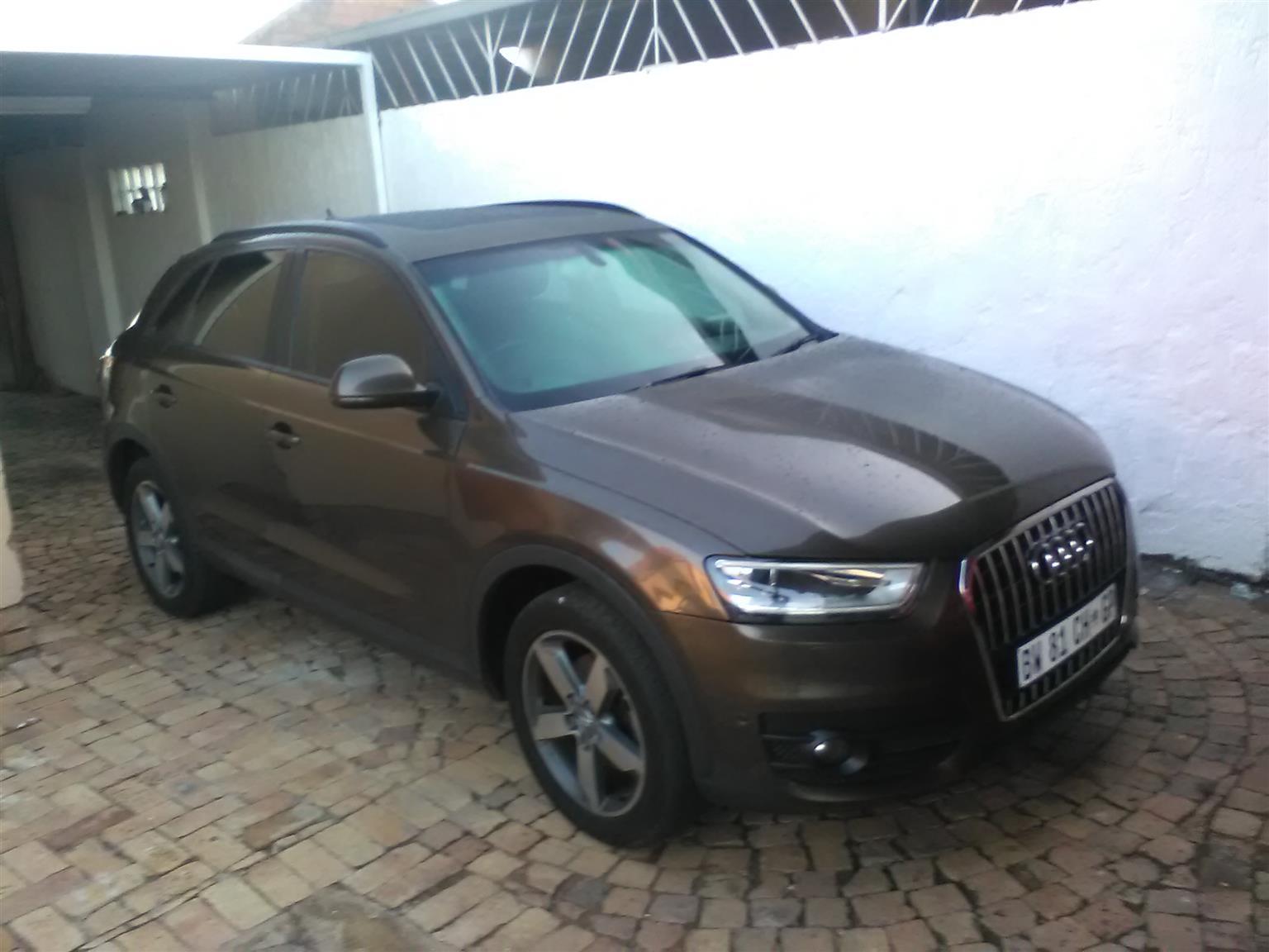 2012 Audi Q3 2.0T 155kW quattro
