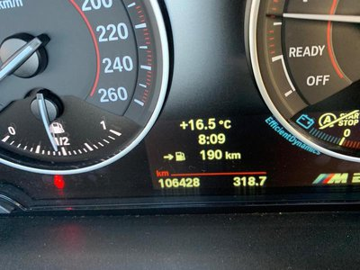2015 BMW 2 Series M235i convertible auto