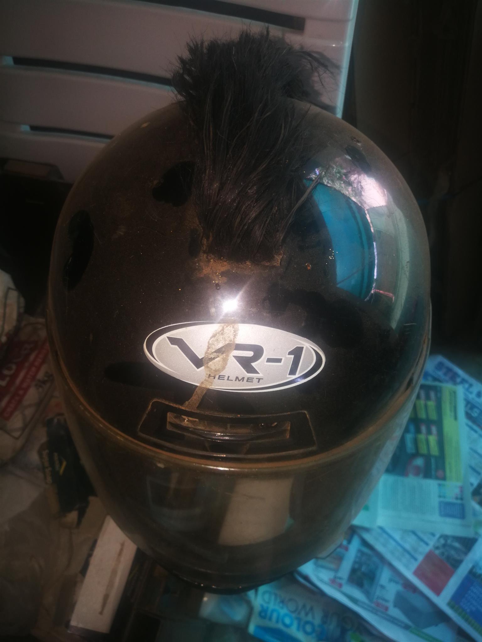 VR-1 crash helmet for sale