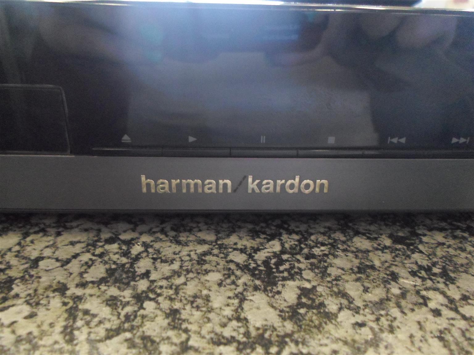 Harman Kardon 3D Blue Ray DVD Player