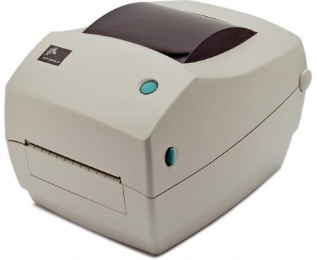 Zebra TLP2844 TLP 2844 Barcode Label Printer