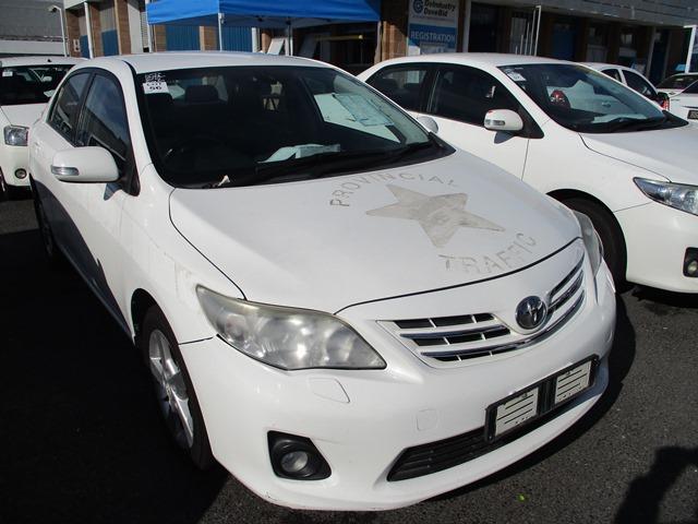 2013 Toyota Corolla 2.0 Exclusive