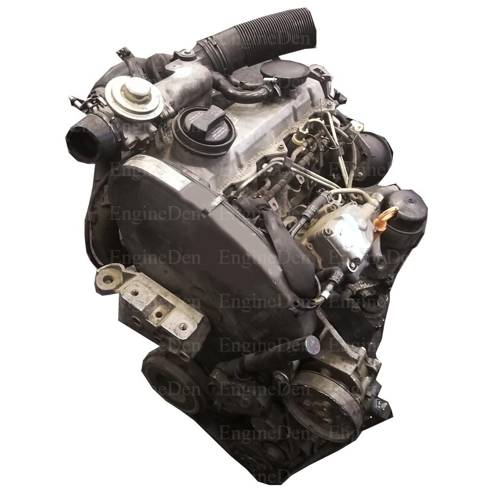 Vw 1.9 AHF/ASV/ALH Diesel Engine